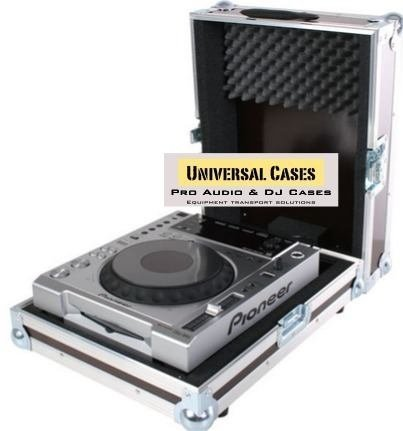 Flight Case Para Cdj850