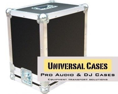 Flight Case Para Roland Cube 80 Xl.
