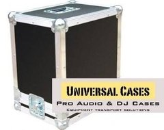 Flight Case Para Mini Cmd 121p Mark Bass
