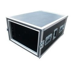 Flight Case Rack Para Servidores 6u
