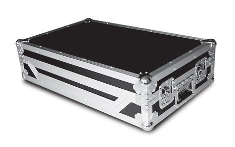 Flight Case Para Ns7 2 C/ Plataforma Notebook.