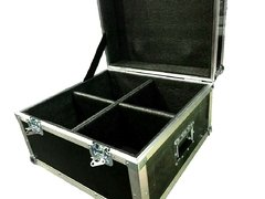 Road Case Para Mini Moving 18x3w  4 Unidades
