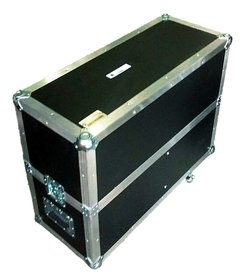 Flight Case Duplo Para Jbl Prx 615