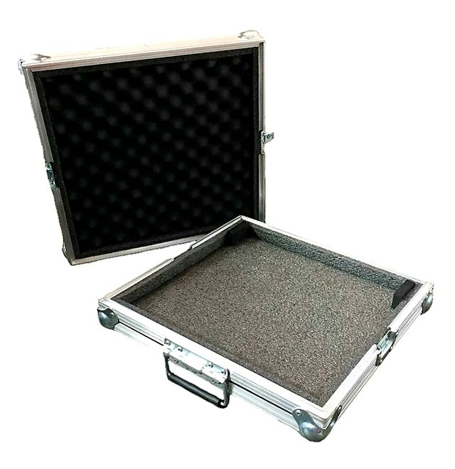 Road Case Para Mesa Soundcraft Sx1202 Fx - comprar online