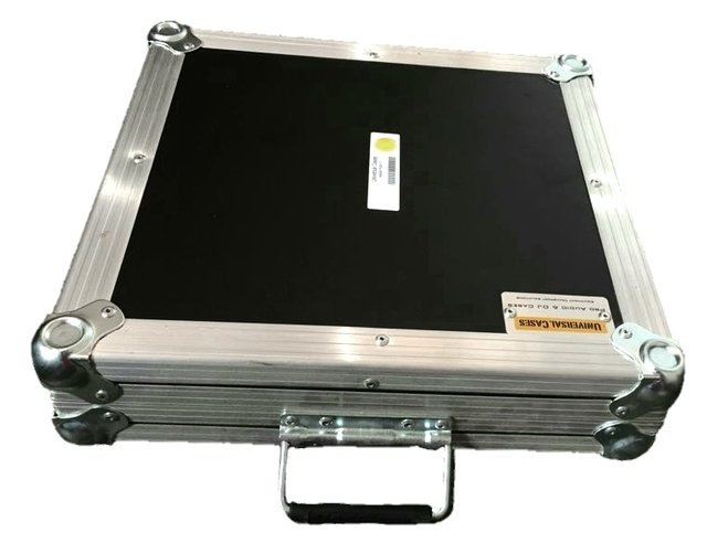 Road Case Para Mesa Soundcraft Sx1202 Fx