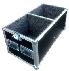 Flight Case Duplo Para Attack Vrf1230a - comprar online