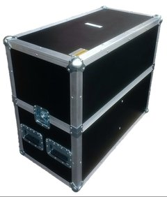 Flight Case Duplo Para Antera Cp 15 1a