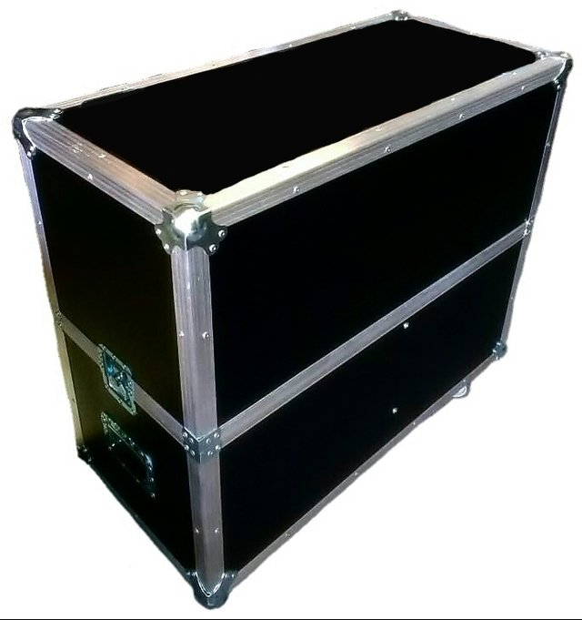 Flight Case Duplo Para Mackie Thump Th12 - comprar online