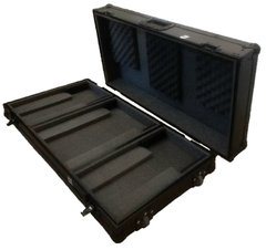 Flight Case Combo Para 2 Cdj-2000 Nxs2 + Djm900 Nxs 2 Black