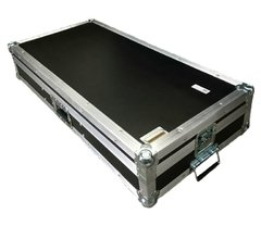 Flight case combo para 2 xdj700 + DJM450