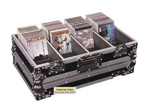 Flight Case Para 120 Cds