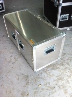 Case Rack Bancada Para Tv C/ Rodas