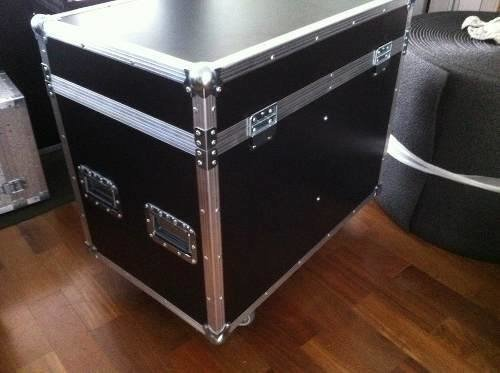 Road Case Duplo Para Moving Acme 250 Duplo