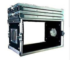 Flight Case Para Soundcraft Ui 24r + 2u Rack