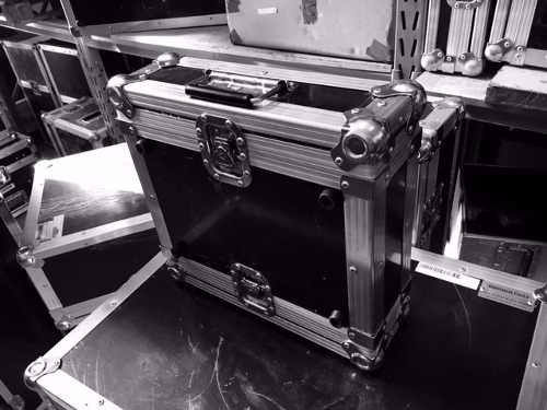 Flight Case Para Ampeg Pf350 na internet