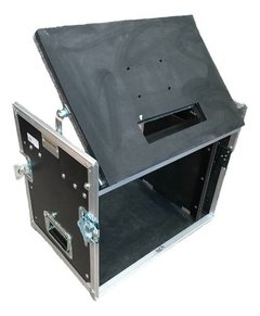 Case Rack Para Monitor Touch + 8u Rack