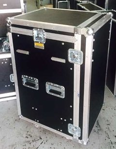 Road Case Rack 10u + Gaveta Com Bancada Lateral na internet
