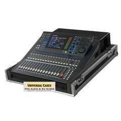 Road Case Para Yamaha Cl1 Com Cablebox