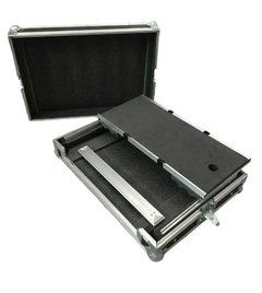 Flight Case Para Numark N4 C/ Plataforma Deslizante Notebook