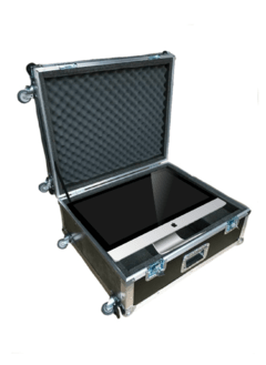 Flight Case Para Imac 27 Polegadas