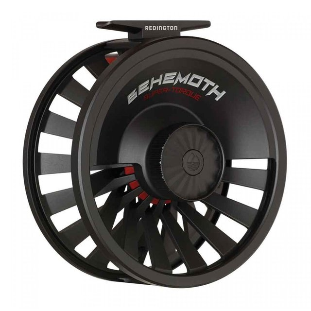 Reel Redington Behemoth Black