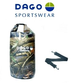 Bolsa Estanco Dago (Roll Top) 60Lts CAMO