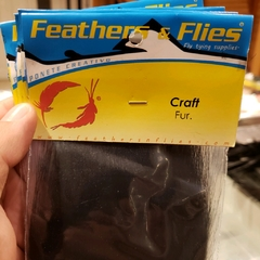 Craft Fur FeathersnFlies
