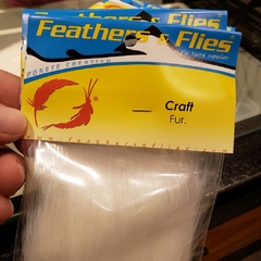 Craft Fur FeathersnFlies en internet