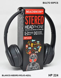 Auricular Madison HP 224 - comprar online