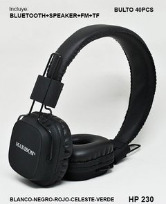 Auricular Madison HP 230 en internet