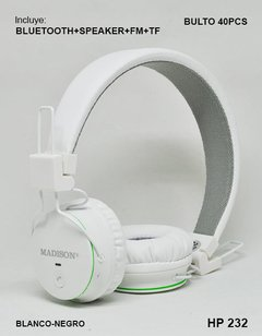 Auricular Madison HP 232 - comprar online