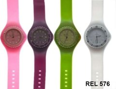 REL SILVER TOY 576