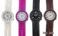 COMBO x 6 RELOJES SILVER COD. 590 - comprar online