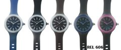 COMBO x 6 RELOJES SILVER COD. 606 - comprar online