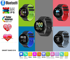 SMART BAND D19 BRAZALETE DEPORTIVO
