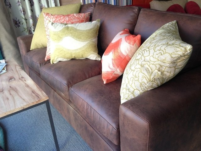 Sofa Clapton con resortes