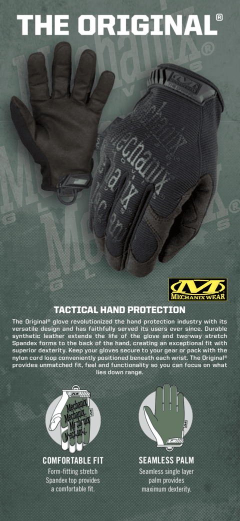 GUANTES ORIGINALES TACTICOS MULTICAM MECHANIX TAMAÑO L en internet