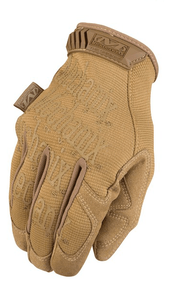 Guantes Originales Coyote Mechanix Tamaño M