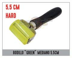 "RODILLO ""GREEN"" MEDIANO 5.5CM"