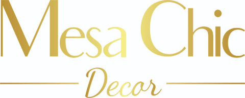 Mesa chic Decor