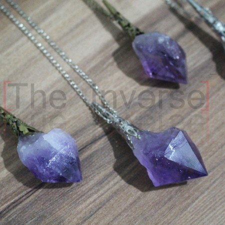 Image of Colar Mysterious Amethyst