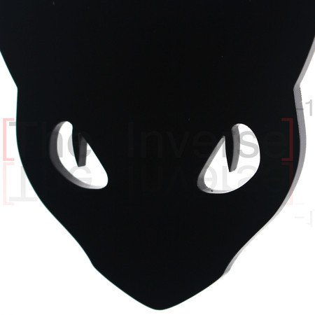 Colar Acrylic Black Cat Simple - buy online
