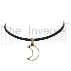Choker Moon Simple