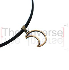 Choker Moon Simple - loja online
