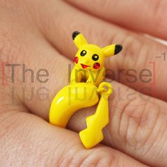 Anel Pikachu - The Inverse