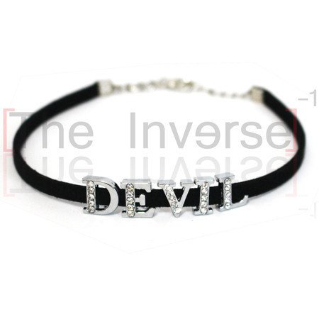 Choker Devil on internet