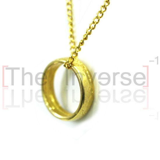 Lord Of The Rings Necklace - The Inverse