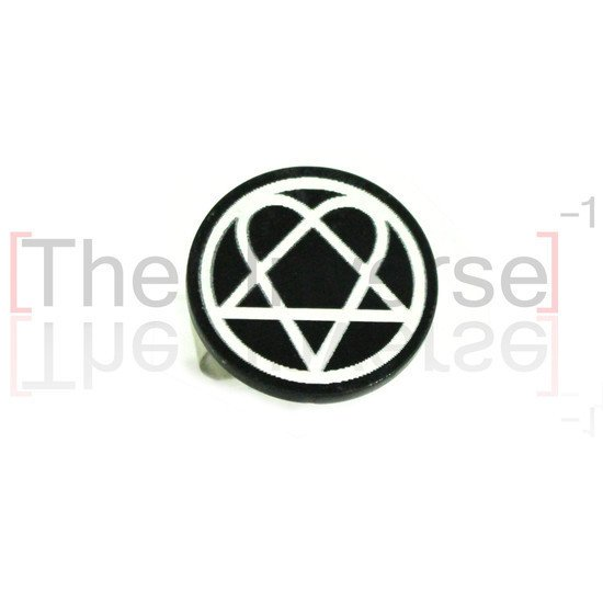 Anel Heartagram