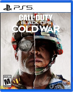 Call of Duty Black Ops: Cold War - Playstation 5 - comprar online