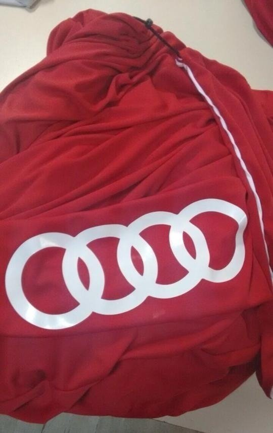 Capa Audi A3 Hatch na internet